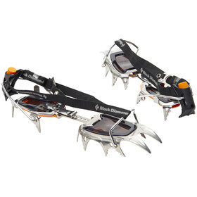 Black Diamond Sabretooth Pro - Crampons - noir